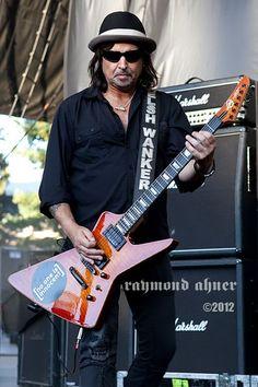 Heavy Rock, Heavy Metal, Eddie Clarke, Phil Campbell, Rockstar Energy Drinks, Rock N Roll, Guitars, Bands, Instruments