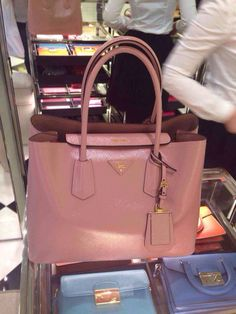prada bag fake or real - Prada Double Bag on Pinterest | Prada, Ostriches and Bags