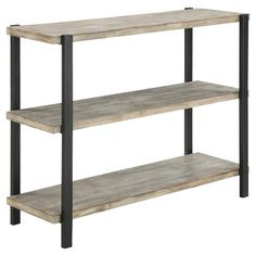 Wyoming Console Table - Wood