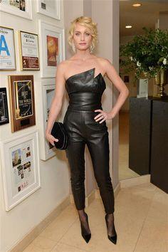 Amber Valetta - Stars attend the Harper's Bazaar celebration of the 150 Most Fashionable Women