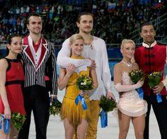 Tatiana Volosozhar & Maxim Trankov #figureskating