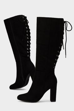 734043fbb Button Suede High Heeled Ankle Boots 4654 | Me | Shoes, Black stiletto heels,  Heeled boots
