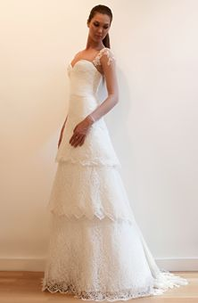 Brides: Francesca Miranda : Style No. Roma  : Wedding Dresses Gallery