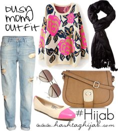 Hashtag Hijab Outfit #278