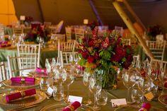 Get to Know a Wedding Planner: Dream Occasions Garden Wedding, Wedding Table, Wedding Reception, Dream Wedding, Wedding Ideas, Gold And Burgundy Wedding, Burgundy Wedding Colors, Reception Seating, Reception Ideas