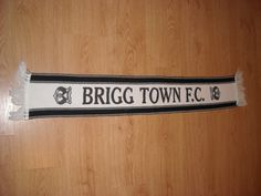 Brigg Town FC Scarf You can Buy It from www.ScarvesForSale.eu