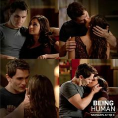 Being Human- I think this was the best episode EVER!
