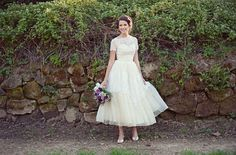 Looking for vintage wedding dresses? We have all the details on where to find your dream dress | www.onefabday.com