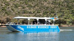 Kalbarri Wilderness Cruises - Home