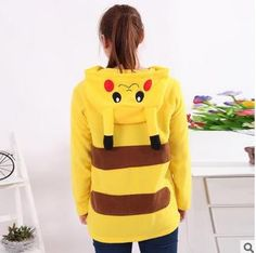 Pokemon Shiny Umbreon Women Men Zip Hoodies with Ears Tails Cosplay Costume Cartoon Hoody Coat Outwear Hooded Pikachu Sweatshirt
