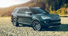 2016 Ford Explorer Colors and Pricing Animated Turntables in Every Color! 2016 ford explorer colors absolute black photo