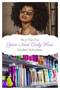 When choosing products, you must select what makes sense for your hair. This guide will help you in selecting the best products for your hair. Curly Hair Styles, Natural Hair Styles, Natural Hair Growth, African American Hairstyles, Hair Videos, The Selection, Your Hair, Success, Tips