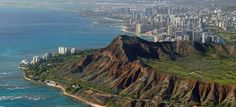 Diamond Head - Oahu   The view from the top is AMAZING!