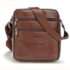 515530cf5b OGRAFF Men messenger bags luxury genuine leather men bag designer high  quality shoulder bag casual zipper office bags for men    This is an  AliExpress ...