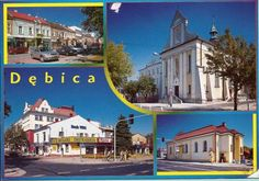 Debica, Poland- My fam's city of origin