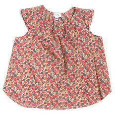 Neige Baby Pink Blossom Blouse