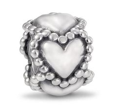PANDORA Sterling silver Charms come in a variety of charms to commemorate all of your special memories! Whether you want a boy or girl charm, a puppy or an angel charm to remember someone by, PANDORA has the perfect charm! Pandora Charms, Pandora Heart Charm, Pandora Beads, Pandora Bracelets, Pandora Jewelry, Charm Bracelets, Pandora Rings, Pandora Collection, Fashion Jewelry