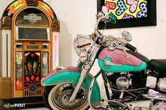 Harley Davidson by rafaelkent - www.rafaelkent.com, via Flickr