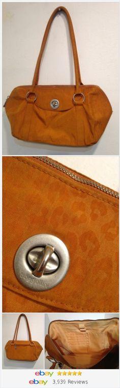 baggallini orange tote purse    eBay #bagallini #purses #orange