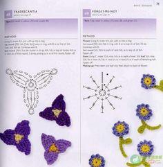 Crochet es un arte: agosto 2010