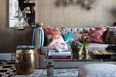 The London-based South African aesthete is a voracious collector who has a talent for showcasing his finds in spaces that feel livable.
