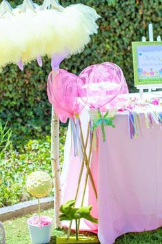Butterfly Garden Birthday Party Ideas | Photo 1 of 83