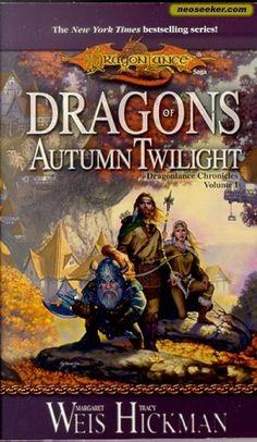 Dragonlance (starting this series now) thanks Misti!