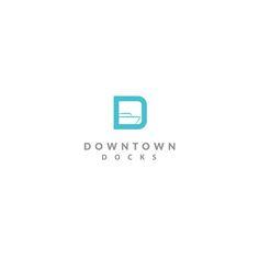 simple docks logo designs