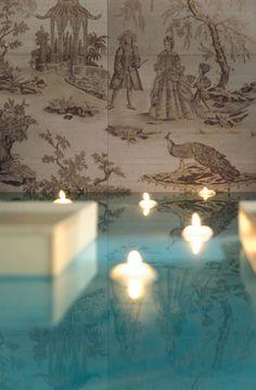 Ceramic Tiles or Wallpaper