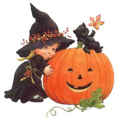 This one is for my Ainsley! She loves all things Halloween... most especially witches! :)