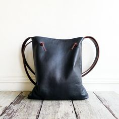 Image of  the murphy feed bag - black [one in stock]