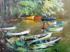 """""""Trou d'Eau Douce"""" Mauritius by Anne Delplace"""