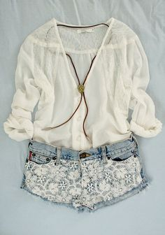 Stylish outfits for summer