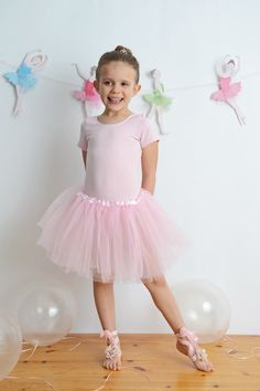 ballerina tutu, ballet costume | little ballerina party | Jade Celebrations | party boxes | party in a box