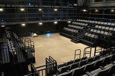 Theatre | Live Design Group: Alabama Center for the Arts Black Box Theatre | Decatur, AL