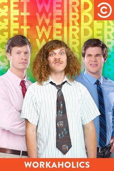 Workaholics (TV Series 2011- ????)