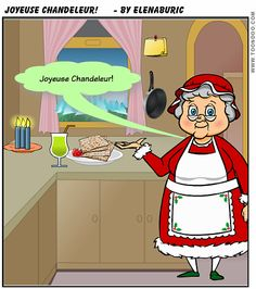 Entraînement en ligne - FLE: La Chandeleur. Histoire, traditions et ... crêpes!