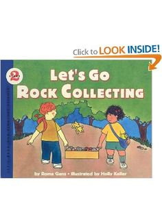 Book, Let's Go Rock Collecting by Roma Gans