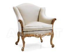 Кресло слоновая кость Roberto Giovannini srl 1333 , каталог мягкой мебели: фото, заказ, доставка - ABITANT , Москва