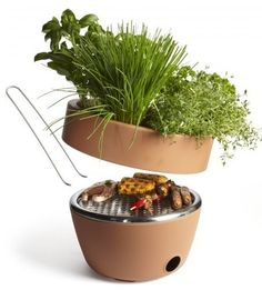 """garden and grill in one.  File this under """"totally unnecessary combos""""... WTF?"""
