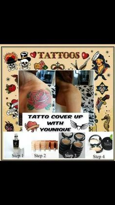 Do you need to cover a tattoo?
