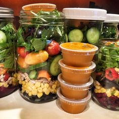 Make your salad dishes more fun and exciting with these simple homemade salad dressing recipes. They are all so good you will never buy dressing again!