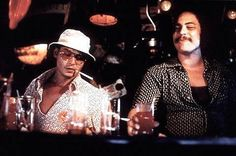 Fear and Loathing in Las Vegas: one of my favorite movies. You can't go wrong with Hunter S. Thompson + Johnny Depp. They were awesome together.