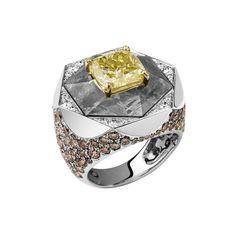 Wear a piece of the stars in your jewel… Lorenz Baümer
