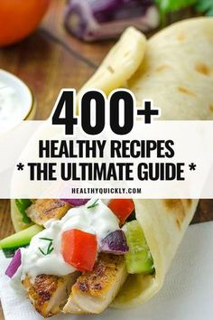 [ULTIMATE RESOURCE] Top-tested easy healthy recipes for weight loss and on a budget. The are perfect for one, for two and for family. If you trasure your health and weight, these quick and cheap recipes for clean eating are best for you. These meals are for lunch, for breakfast and for dinner. Plus, snacks are included as well. CLICK THE PIN to check out this massive collection of tested recipes.
