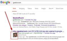 Google ya no publicará más las fotos de autores de artículos en los resultados de búsquedas, como así tampoco la cantidad de círculos de Google+ en los que se encontraba el autor.  En su reemplazo solo publicará el nombre del autor.