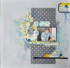 samedi c'est sketch chez cap de scrapper ça !!  - Le blog de lespagesdenadia.over-blog.com