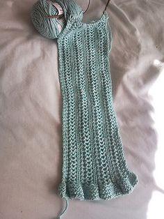 Ravelry: Herringbone Lace Rib Scarf pattern by Celia McAdam Cahill