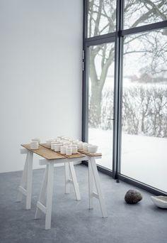 Ingegerd Råman's studio in Skåne, 2016 © Felix Gerlach