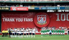 Na Quinta-feira, 26 de Junho de 2014 a seleção dos Estados Unidos enfrenta a seleção da Alemanha em um dos Jogos da Copa do Mundo 2014 no Brasil. O jogo acontece na Arena Pernambuco, em Recife - Pernambuco às 13h (horário de Brasília) #copa2014